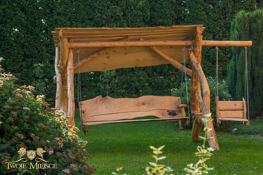 Meble Ogrodowe Drewniane Design : Meble Ogrodowe, Ławy i Stoły, Huśtawki